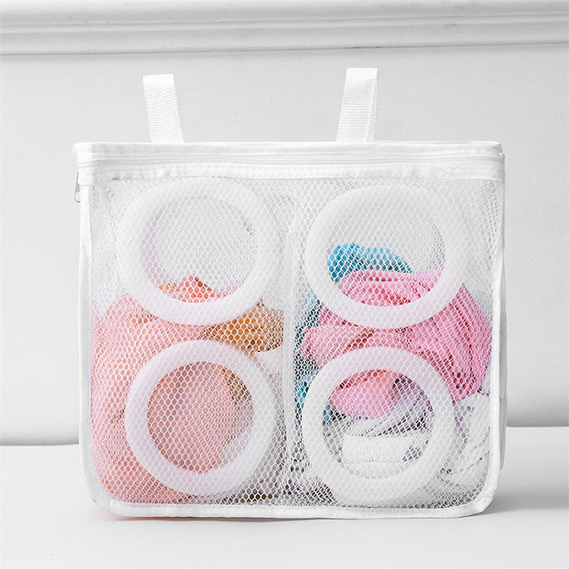 Multi-Function Shoe Washing Bag