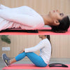 Chiropractic Lumbar Stretcher for Back Pain Relief