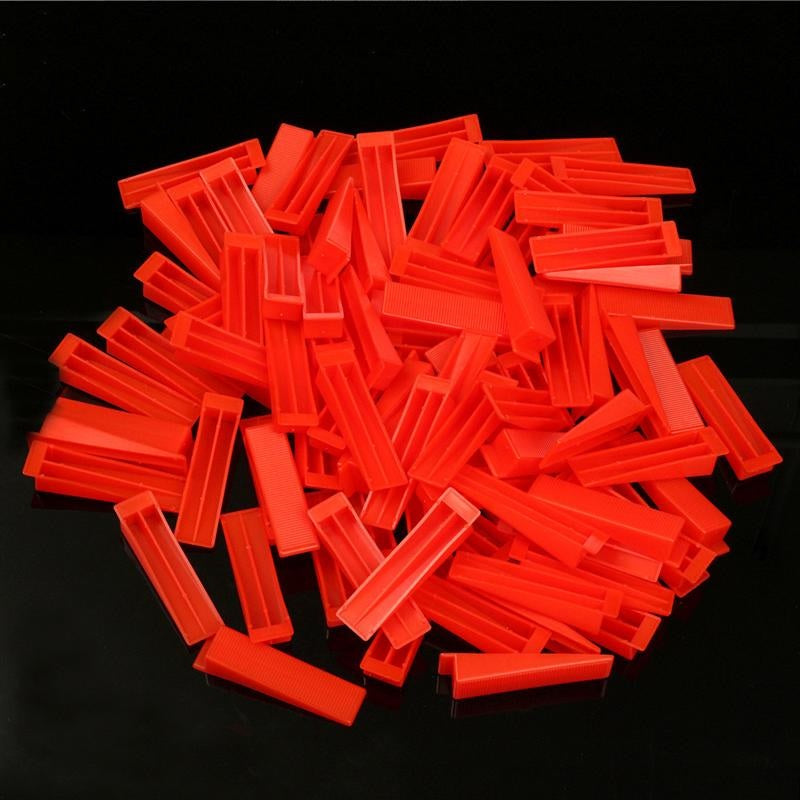 300Pcs Plastic Ceramic Tile Leveling Spacers