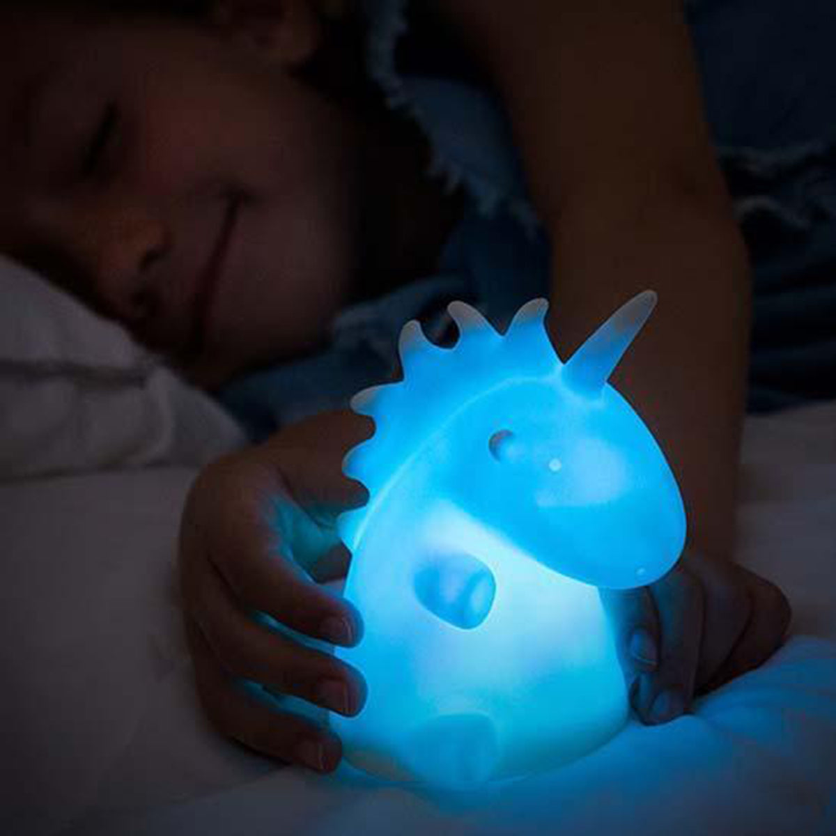 Silicone Rechargeable Unicorn Lamp