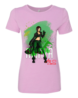 Aza Comics Amaya Girls Princess Tee