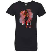 Aza Comics Kala Girls Princess Tee