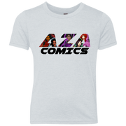 Aza Comics Unisex Youth Superhero Tee