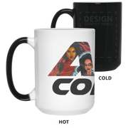Aza Comics15 oz. Color Changing Superhero Mug