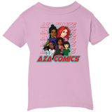 Aza Comics Aza Mini's Infant & Toddler Tees