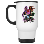 Aza Comics The Keepers Travel Mug