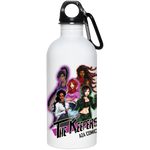 Aza Comics. Stainless Steel 20 oz Water Bottle