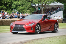 Load image into Gallery viewer, Lexus LC 500 (2018+) - Qem LLC