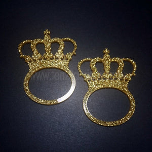Royal Crown Napkin Rings