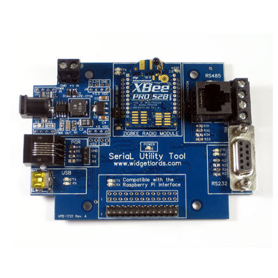 Serial Converter Design with the FTDI FT232RL for Raspberry Pi, Zigbee, RS485, RS232 and TTL