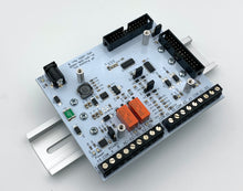 PI-SPI-DIN-4000 Multi I/O Interface for the Raspberry Pi
