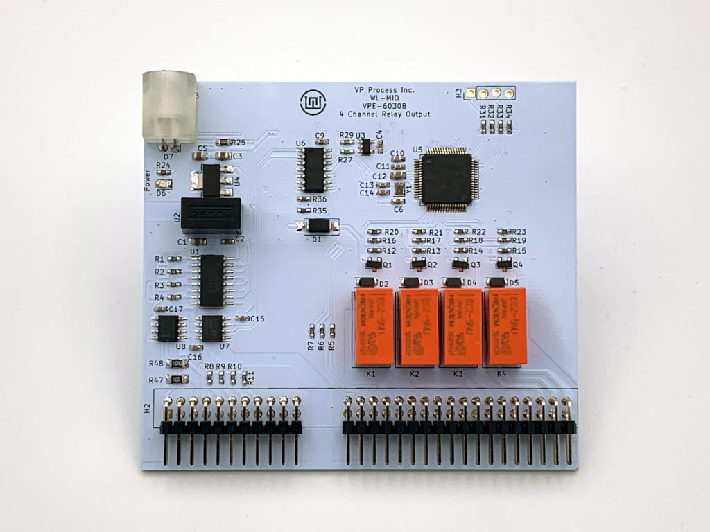 VPE-6030 Relay Output