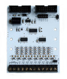 PI-SPI-DIN-8AI 4-20mA Input DIN Rail Mount Interface for the Raspberry Pi