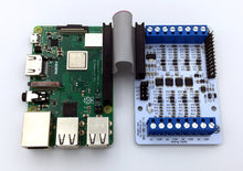 PI-SPI-8AI-16B 4-20mA Input 16 Bit Raspberry Pi Interface