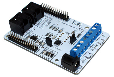 Pi-SPi-RS485 Raspberry Pi RS485 Interface Module