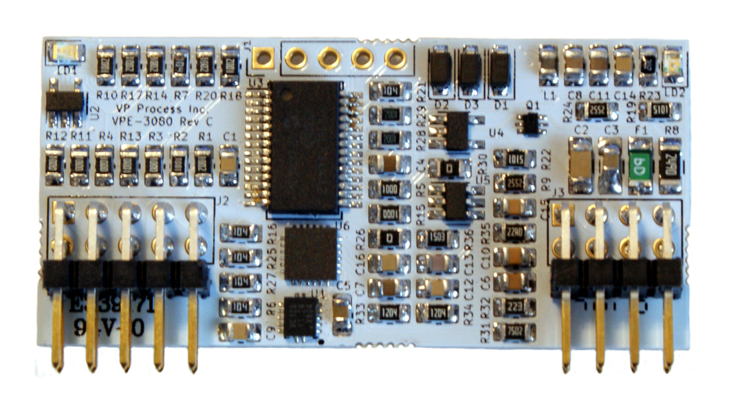 SDAFE-HART Software Defined Analog Input Module with HART Compatible Modem