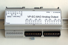 Analog Output Module, 8 Channels 4-20mA, RS485, Modbus Interface