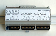 Relay Module 8 SPDT, 10 Amp, RS485, Modbus Interface