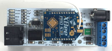 Wireless Zigbee to RS485 Serial Converter