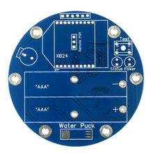 Wireless Water Leak Sensor with Temperature and Humidity