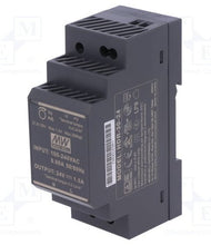Power Supply - DIN Rail Mount