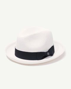 The Genoa Bowtie-White