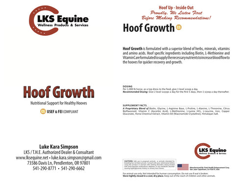LKS/T.H.E. Hoof Growth
