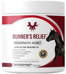 RUNNER'S RELIEF THERAPEUTIC SOAK