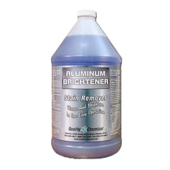 Aluminum Cleaner and Brightener