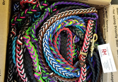Reins - Braided Reins - Barrel Racing