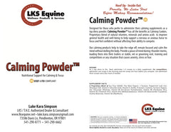 LKS/T.H.E. Calming Powder