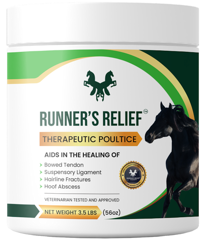 RUNNERS RELIEF FOR HORSES