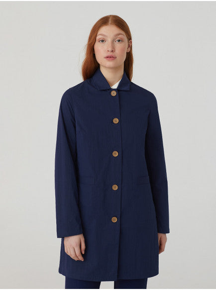 Nice Things Talla Classic Trench Coat
