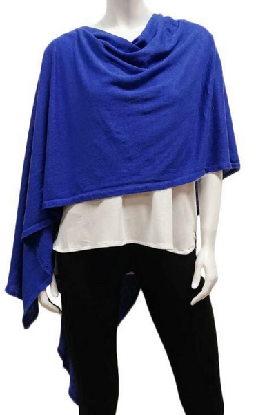 Gilmour Clothing Linen Poncho