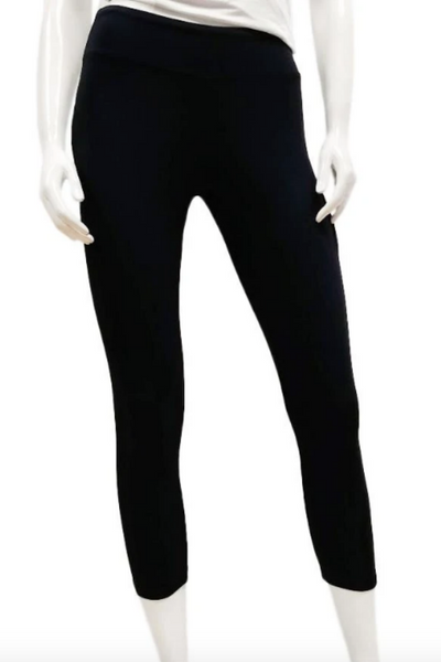 Gilmour Clothing Bamboo Crop Legging