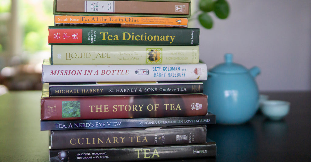 Top 10 Books About Tea