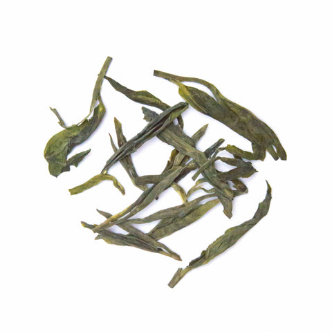 Nepali Green Pearls tea from Ilam Nepal. Tinjure. Young Mountain Tea