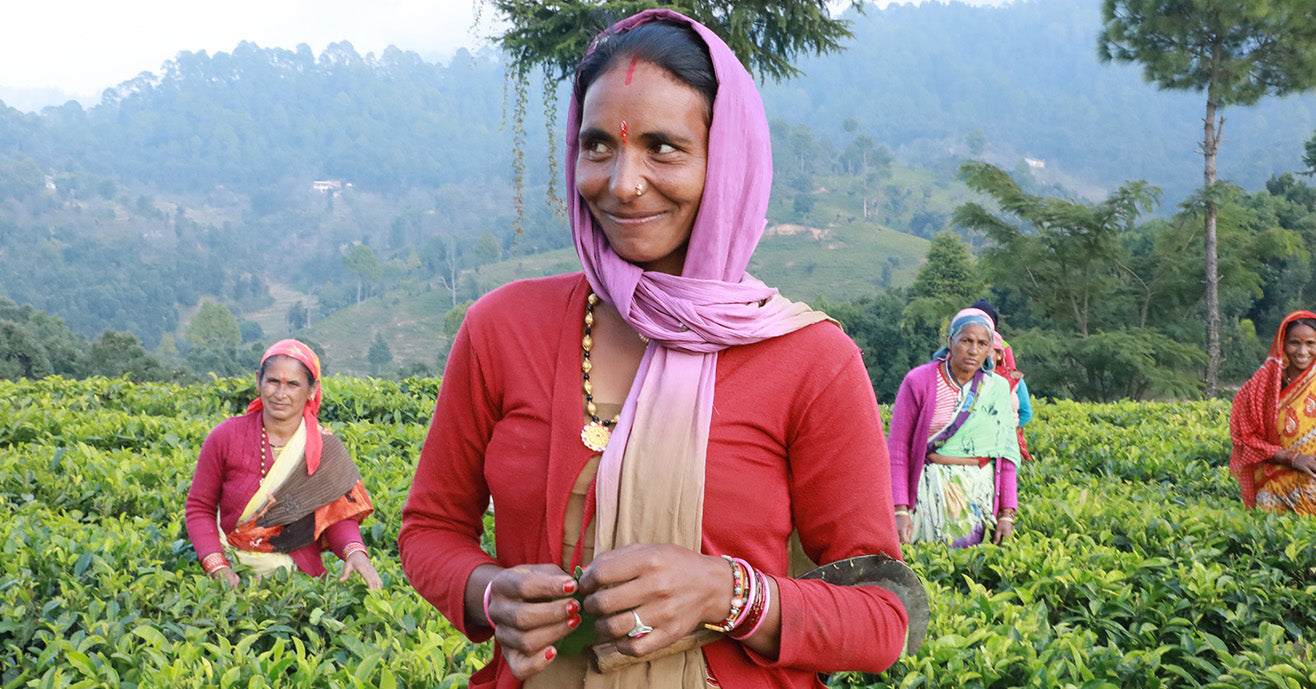 COVID Relief for Tea Workers in India & Nepal