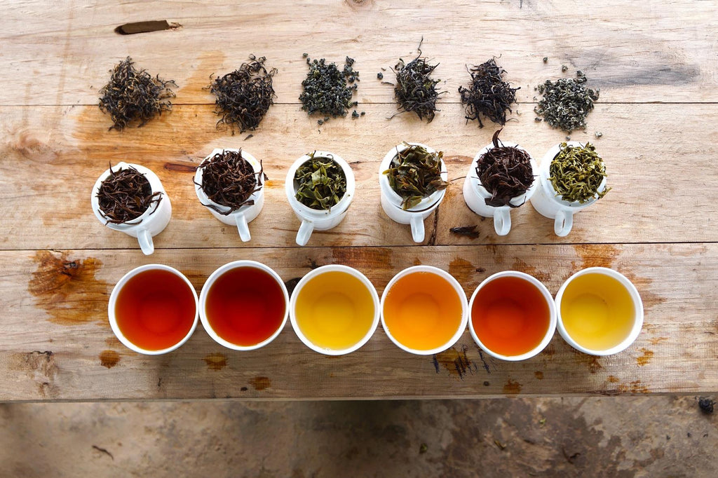 Receive one free black tea with your next order