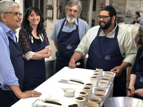 2019 India Tea Tour - Young Mountain Tea