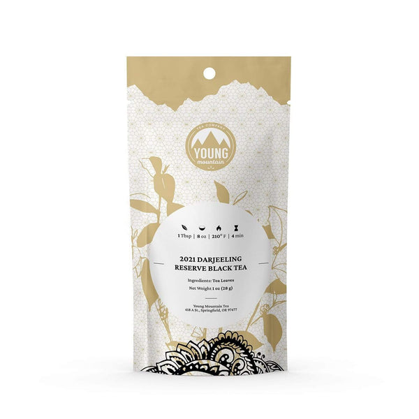 Young Mountain Tea Tea 2021 Darjeeling Reserve