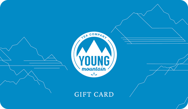 Young Mountain Tea Gift Card Gift Card