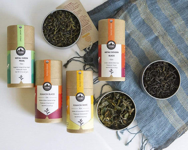 Young Mountain Tea Gifts The Gift of the Mountains