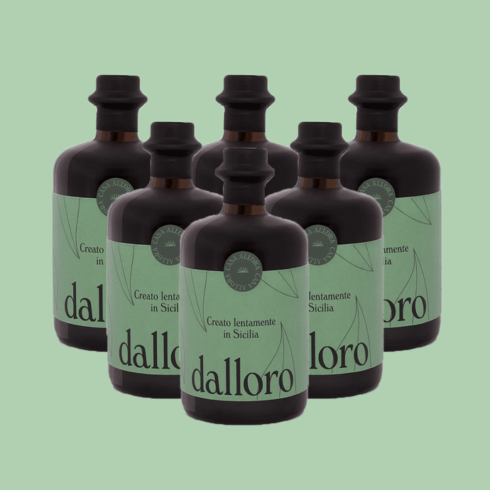 dalloro 50cl per sei