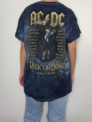 ACDC Rock Or Bust Tour Merch