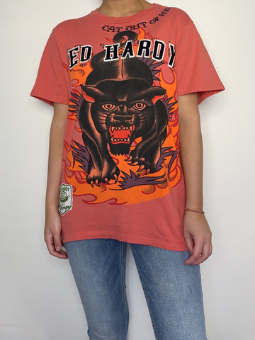Ed Hardy Flaming Panther