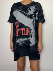 Led Zeppelin Black Tie Dye