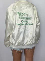 Nature's Bounty Varsity Jacket