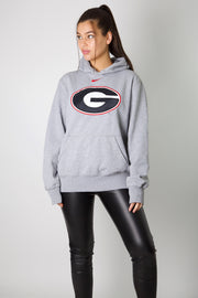 Nike Georgia Bulldogs Embroidered Hoodie