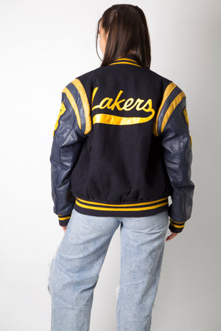 PL Lakers Varsity Jacket